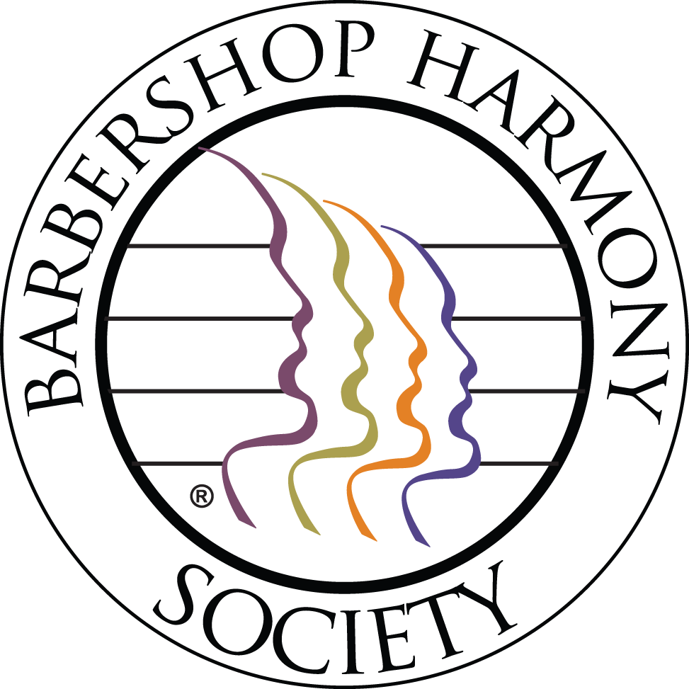 Orange Empire Chorus - Members of the Barbershop Harmony Society (Logo)
