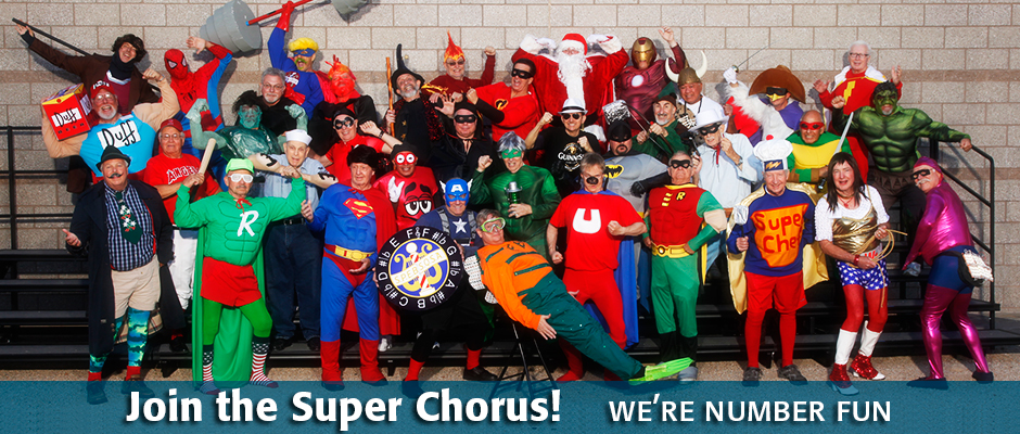 Join the Orange Empire Chorus